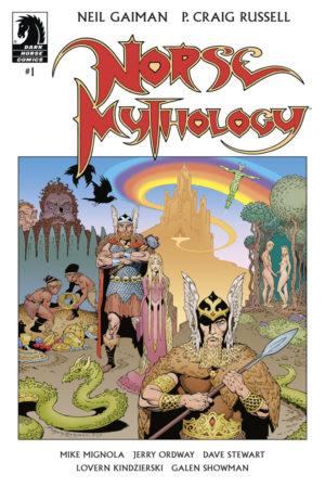 Neil Gaiman's Norse Mythology #1