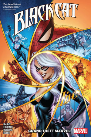 Black Cat Vol.01: Grand Theft Marvel