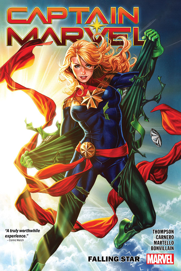 Captain Marvel Vol.02: Falling Star