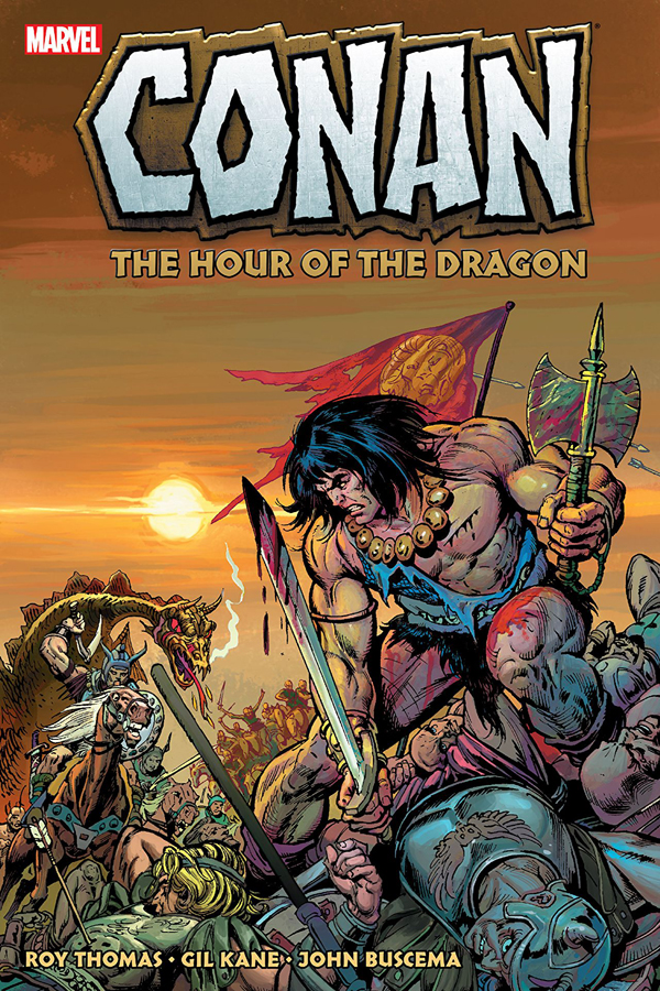 Conan: Hour Of The Dragon