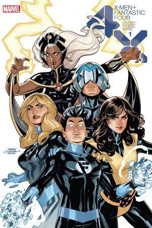 X-Men + Fantastic Four (2020) #1