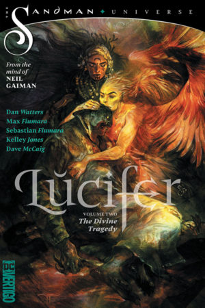 Lucifer Vol.02: The Divine Tragedy