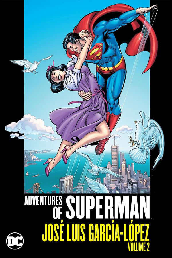 Adventures of Superman: Jose Luis Garcia-Lopez Vol.02