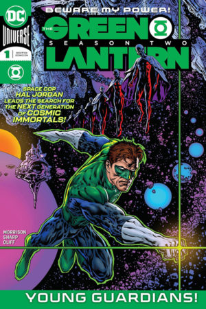 Green Lantern Season Two (2020-) #1