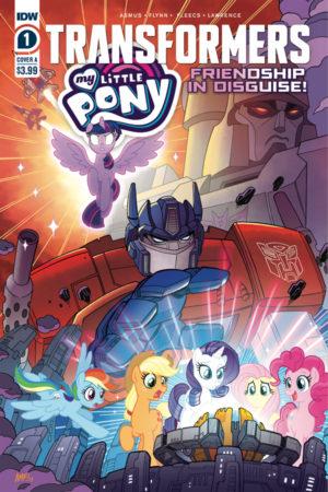 My Little Pony / Transformers #1