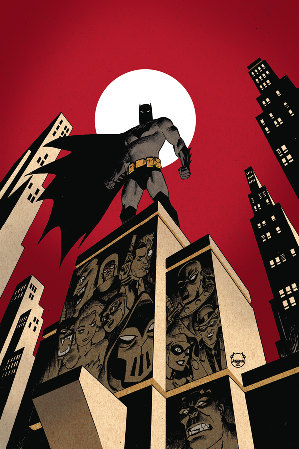 Batman: The Adventures Continue #1