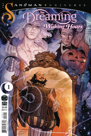Dreaming: Waking Hours #1