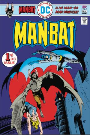 Man-Bat #1 (Facsimile Edition)