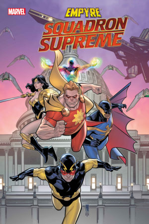 Empyre: Squadron Supreme #1