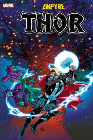Empyre: Thor #1