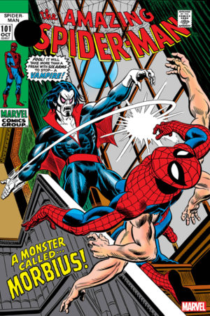 Amazing Spider-Man #101 (Facsimile Edition)