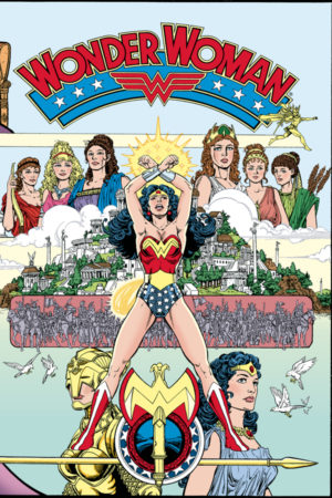 Wonder Woman #1 (Facsimile Edition)