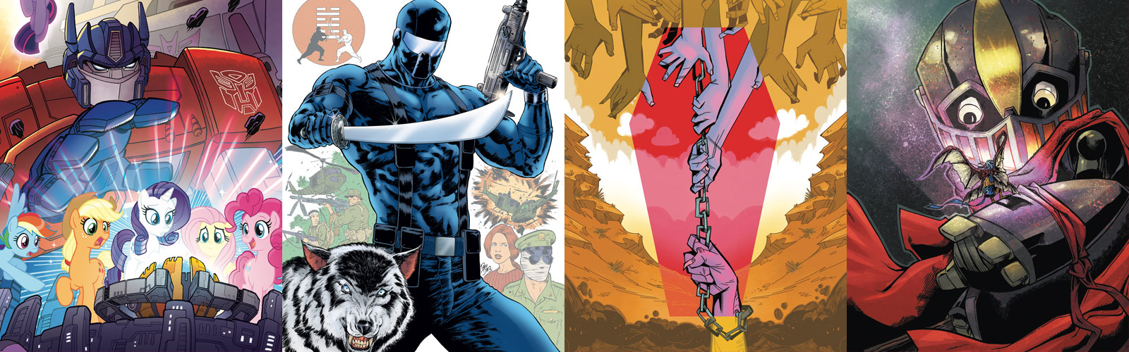Solicitations: May 2020 – IDW Publishing