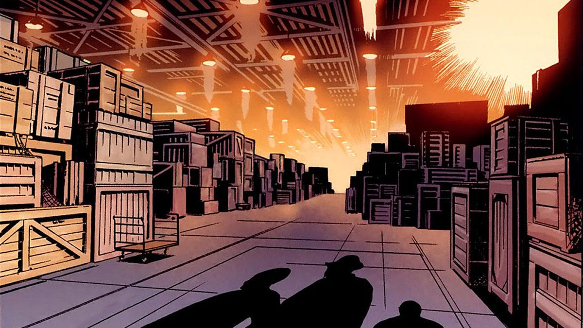 Biff's Bit: Comics Hiatus and Previews Access