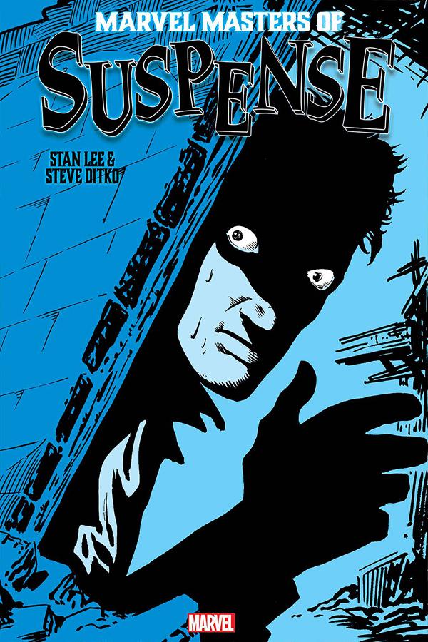 Marvel Masters of Suspense: Stan Lee and Steve Ditko Vol.02