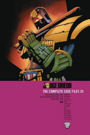 Judge Dredd: Complete Case Files Vol.35