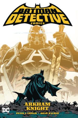 Batman in Detective Comics Vol.2: Arkham Knight