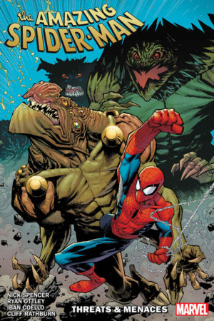 Amazing Spider-Man by Nick Spencer Vol.8: Threats and Menaces