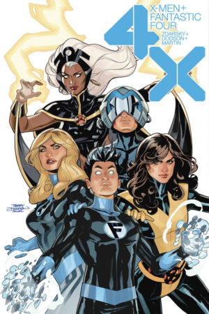 X-Men + Fantastic Four: 4X