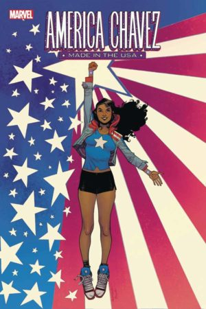 America Chavez: Made in U.S.A. #1