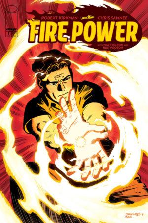 Fire Power #1