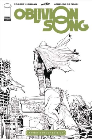 Image Giant-Sized Artist's Proof: Oblivion Song #1
