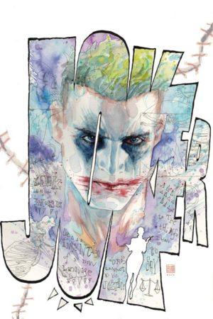 Joker / Harley: Criminal Sanity - Secret Files #1