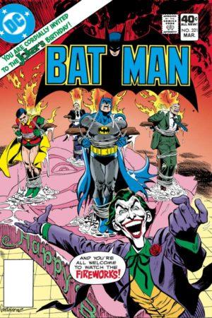 Batman #321 (Facsimile)