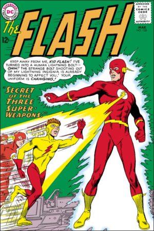 Flash #135 (Facsimile)