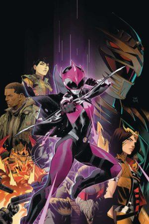 Power Rangers: Ranger Slayer #1