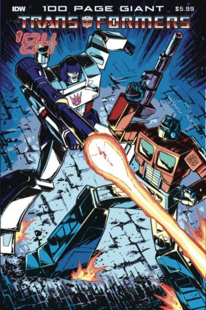 Transformers 84: Legends and Rumors