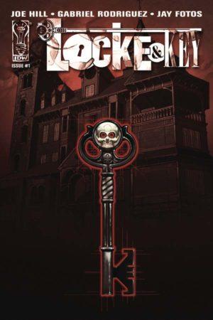 Locke and Key #1 (Facsimile)