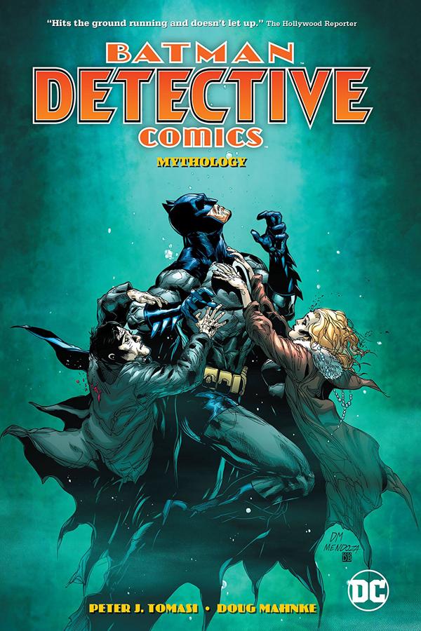 Batman - Detective Comics Vol.01: Mythology