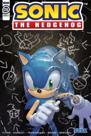 Sonic The Hedgehog (2018-) #26