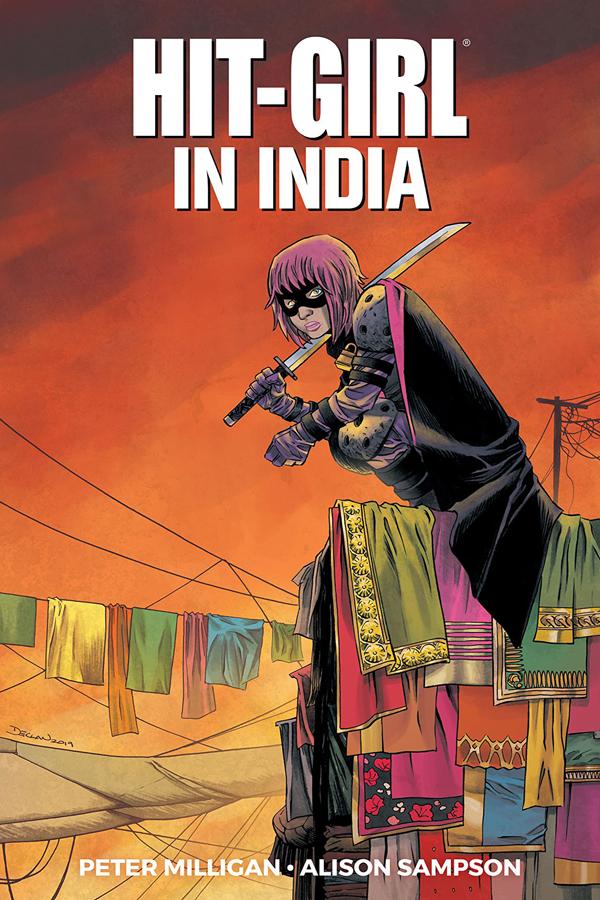 Hit-Girl Vol.06: In India