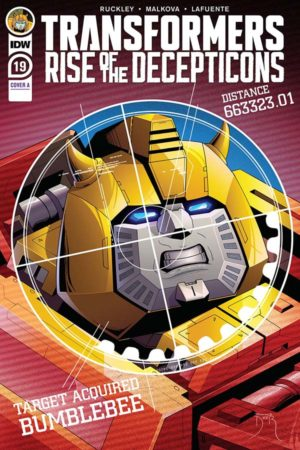 Transformers (2019-) #19
