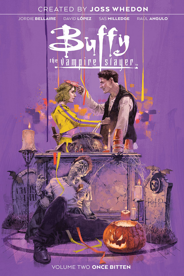 Buffy the Vampire Slayer Vol.02