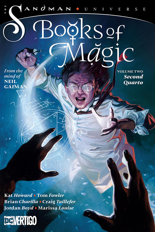 Books of Magic Vol.02: Second Quarto