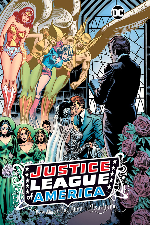Justice League of America: Wedding of the Atom and Jean Loring