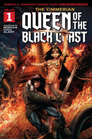 Cimmerian #1: Queen of the Black Coast