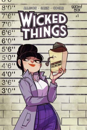 Wicked Things #1