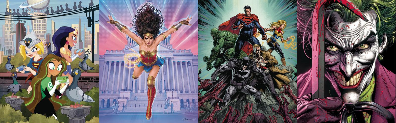 Solicitations: June 2020 – DC Comics