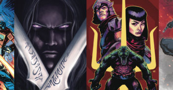 Solicitations: June 2020 – IDW Publishing