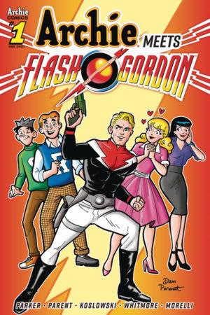Archie Meets Flash Gordon #1