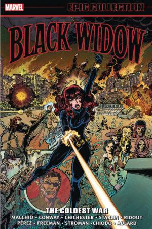 Black Widow: Coldest War (Epic Collection)