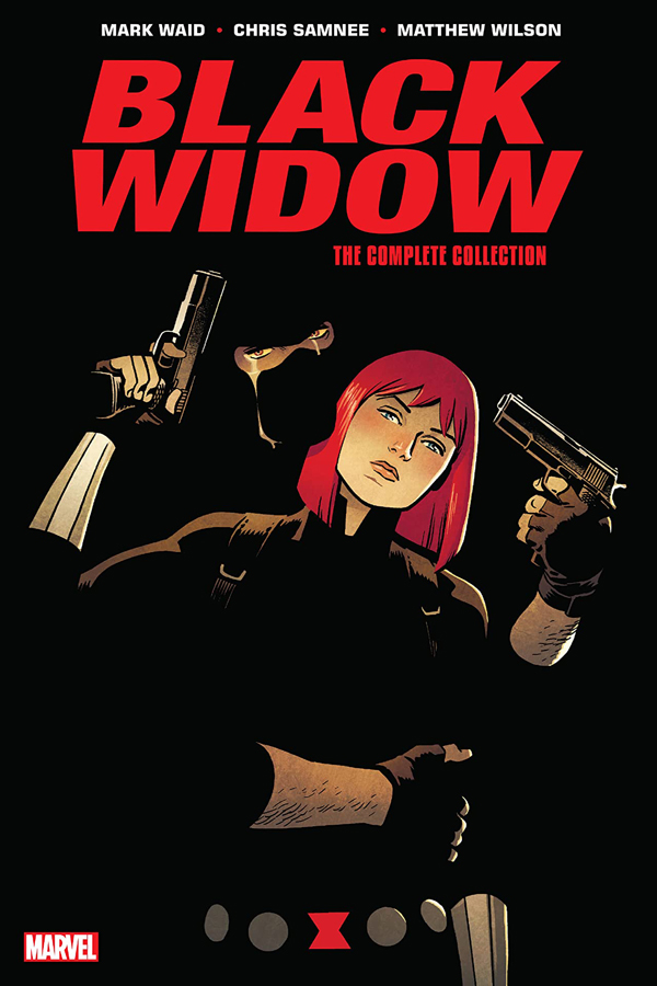 Black Widow by Waid and Samnee: The Complete Collection