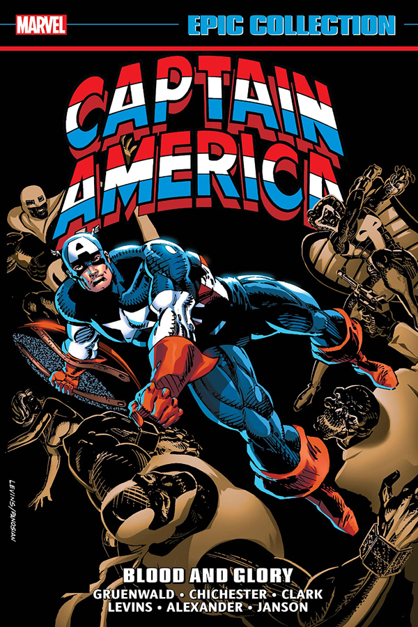 Captain America: Blood And Glory