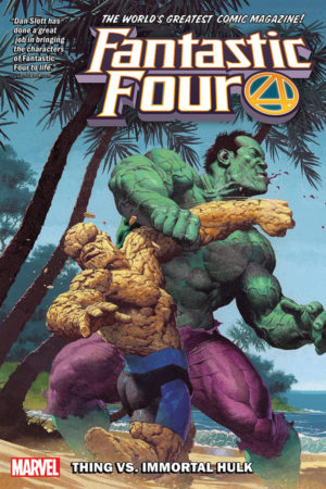 Fantastic Four Vol.04: Thing vs Immortal Hulk
