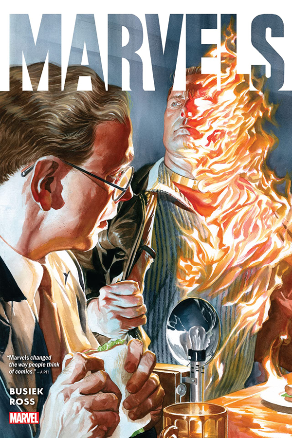 Marvels: 25th Anniversary