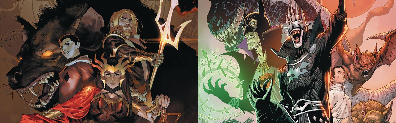 Solicitations: August 2020 – DC Comics